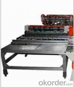 AUTOMATIC METAL CUTTING MACHINE