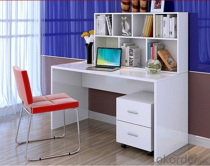 Image,photo,picture of computer desk with cabinet -okorder.c.