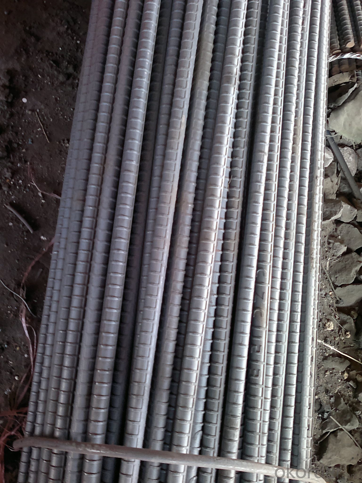 Steel Rebar KS Standard SD400