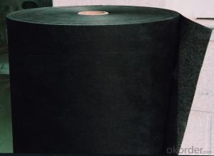BLACK FIBERGLASS TISSUE for THERMAL INSULATION AND ACOUSTIC-85E