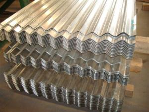 Best galvanized corrugated steel sheet