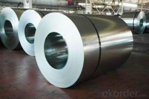 Gavanized steel coils and sheets