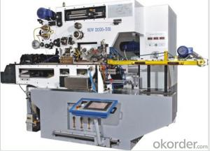 Auto welding machine for aerosol can