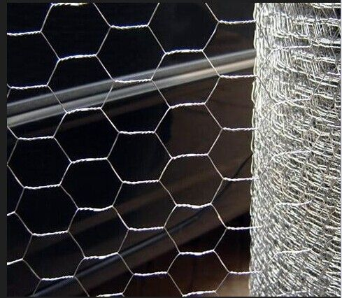 hot sale galvanized chicken hexagonal wire mesh factory