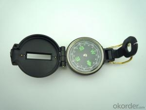 Army or military metal compass ZC45-1
