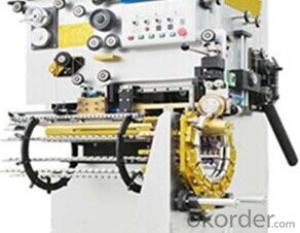 Metal Tin Can Paint Pail Seam Welder Welding Making Machine Production Line