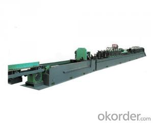 high frequency welded pipe production line HG20 28