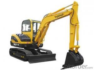 Yuchai YC55-8 5.5ton  excavator