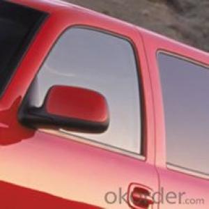 Solar PET Film for Solar Reflective Car Window