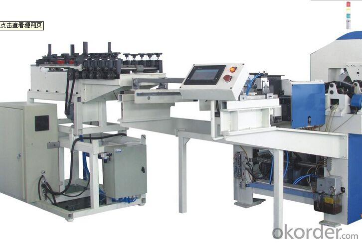 Automatic Deduction Cans Molding Machine