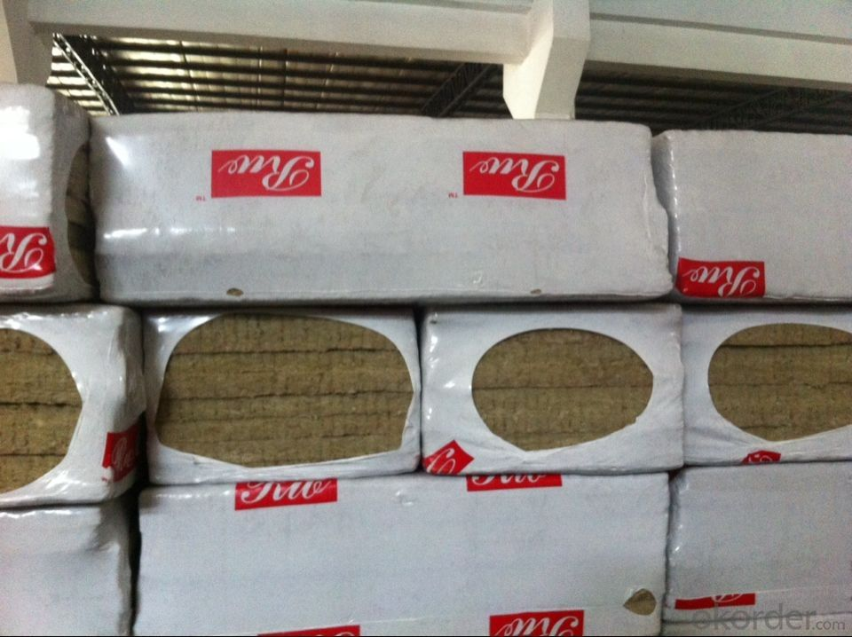 Super Quality Rock Wool Board 160KG50MM For Insulation