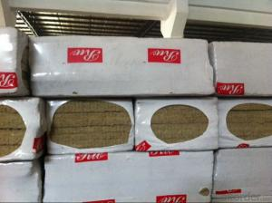 Building Excellent Insulation Material Rock Wool Board 110KG For Insulation