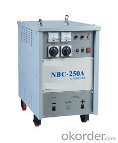 NBC-250A 315A 500A Tap Welding Machine MAG Welding Machine