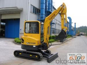 Yuchai YC35SR  3.5 ton excavator