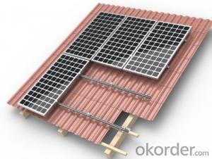 Roof Aluminum Mounting System Bracket
