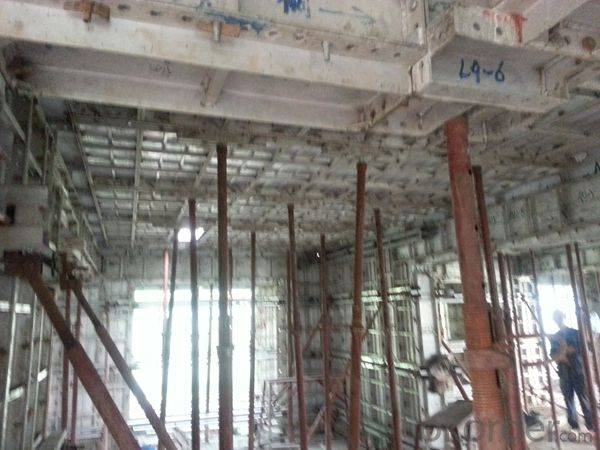 High Quality  Construction Aluminum Template