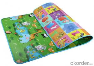 EPE, XPE 180x120x0.5cm double-sided baby mats