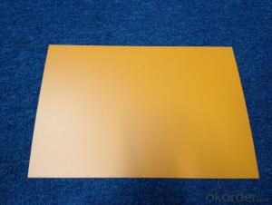 HF PRE-PAINTED GALVANIZED STEEL SHEET