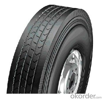 Truck and Bus Radial Tyre BT218 with Steer Pattern