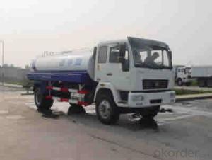 HOWO WATER TANK TRUCK WHITE-2