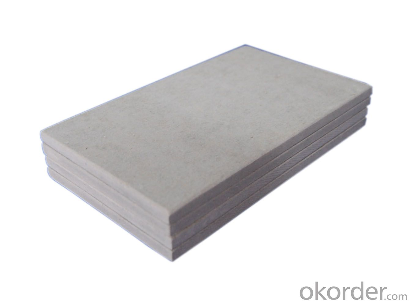 Non-Asbestos Calcium Silicate Board Used for Wall