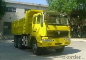 GOLDEN PRINCE DUMP TRUCK 336HP, 6X4, ZZ3251N3841A1