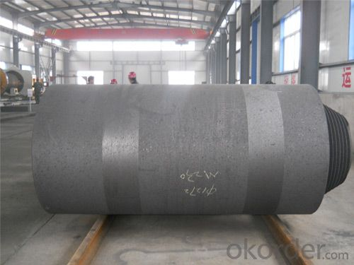 RP Graphite Electrode CNBM China Biggest Manufacturer