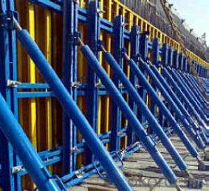 Building Bridge Tunnel formwork