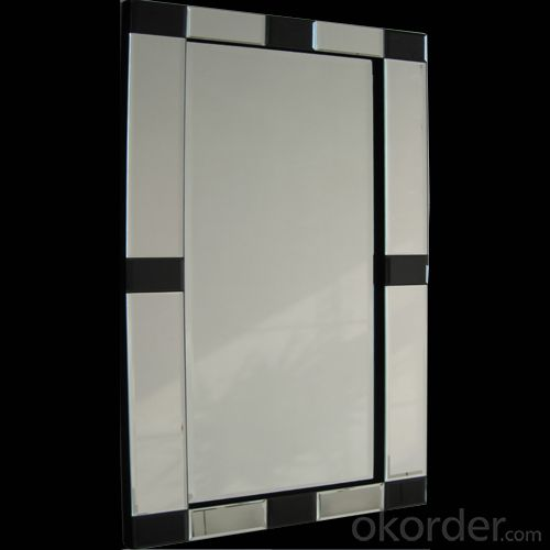 adhesive decorative mirror