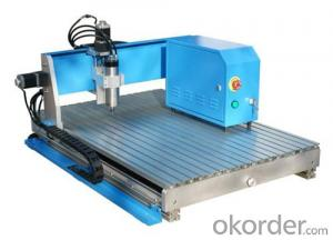 Wood CNC Router 6090B