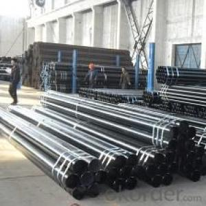 SEAMLESS PIPE  CARBON STEEL PIPE