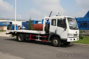 Flatbed Road Wrecker Truck KFM5084TQZ06P