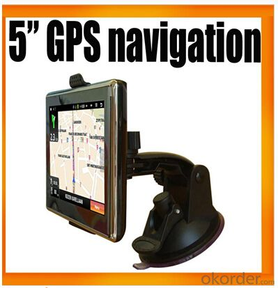 Five inch Car Navigation L502