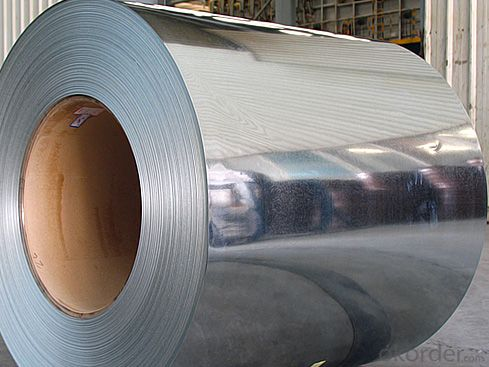 Hot-Dip Galvanized Steel Coil-SGC340 in Low Price