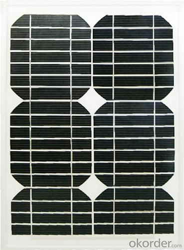 Monocrystalline Solar Panels 10w