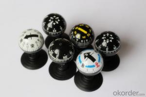 Vehicle Dome Mini-Compass LC400-1