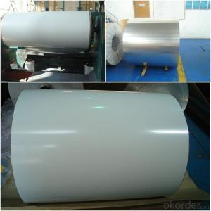 big rolls of aluminum coil sheet
