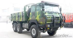 HOWO All Wheel Drive Truck 6X6 GREEN