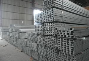 GB U Channel Steel
