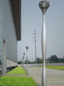 FRP LIGHT POLE-NORMAL