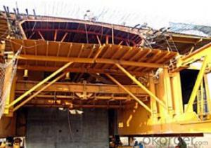 Bridge Formwork System and scaffolding system