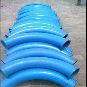 Schwing High Pressure DN125 Concrete Pump Bend Pipe
