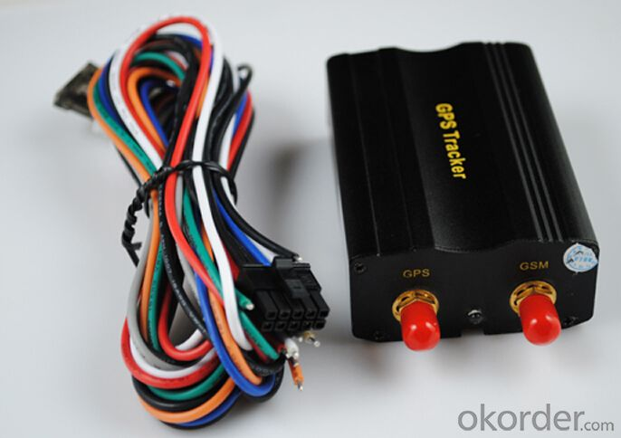 Vehicle GPS Tracker 116