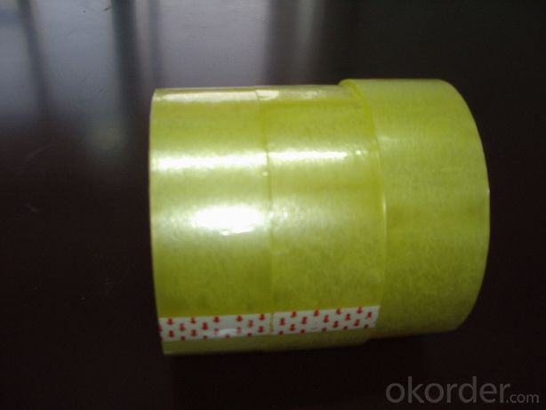 Colored and Clear  BOPP Packing Tape