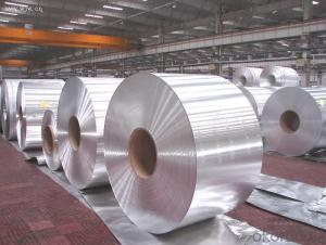 Household Aluminium Foil 8011 Warehouse Price