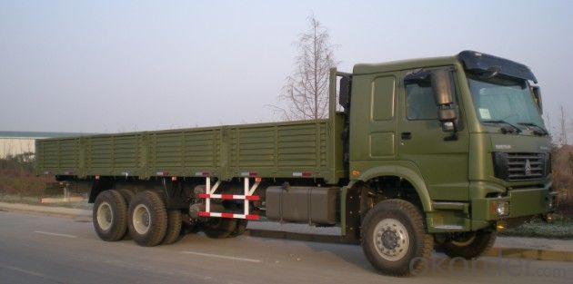 HOWO CARGO TRUCK, 290HP, 6X4
