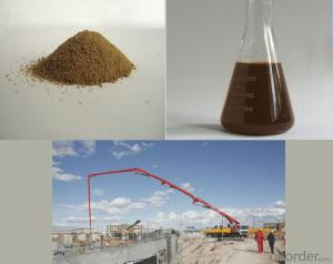 Pumping Agent  Concrete Admixture JF-9 Construction Chemical Additive