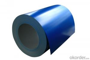 PVDF coated aluminum coil