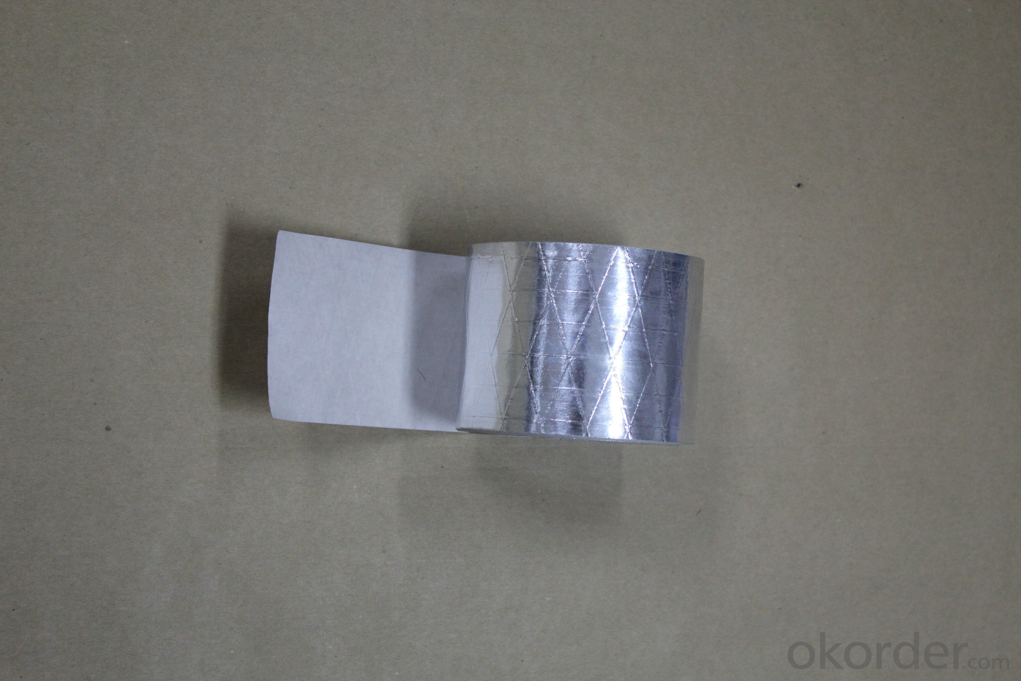 GOOD QUALITY  ALUMINUM FOIL TAPE FOR THERMAL INSULATION
