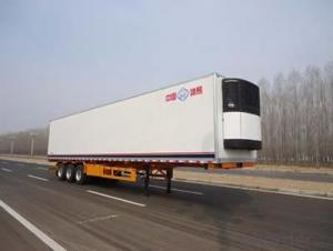 SINOTRUK REEFER SEMI-TRAILER